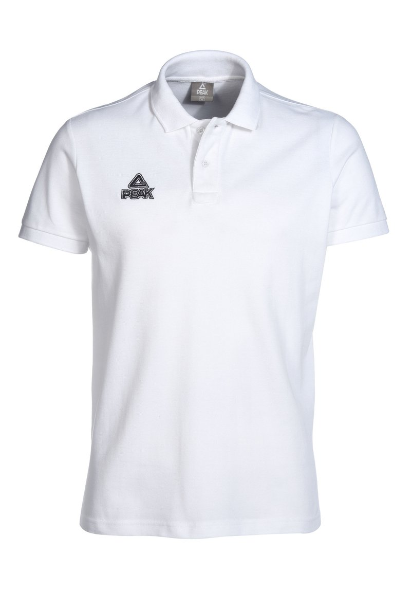 PEAK - Polo shirt - weiß