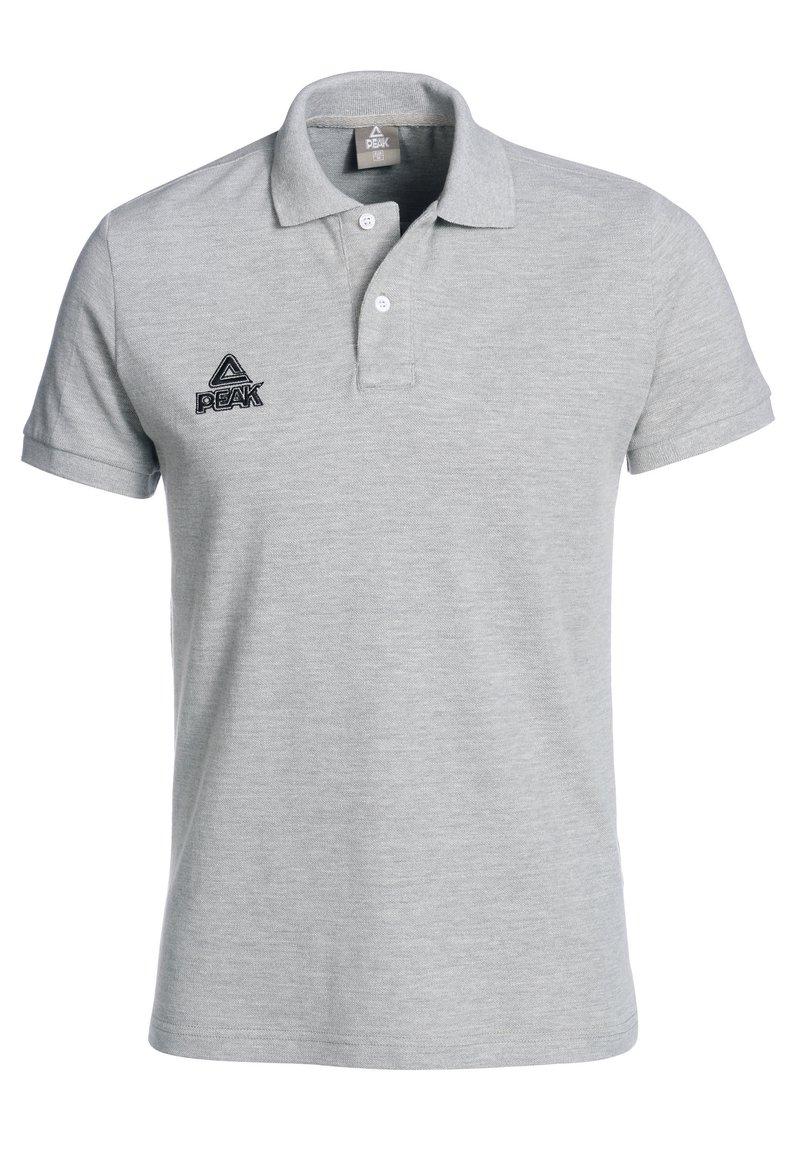 PEAK - Polo shirt - grau