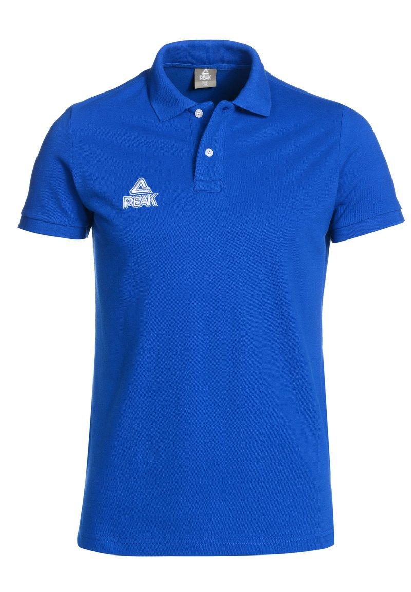 PEAK - Polo shirt - dunkelblau