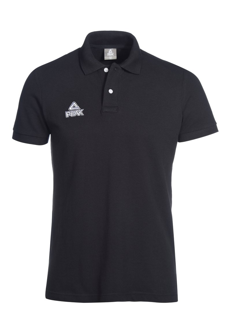 PEAK - Polo shirt - schwarz