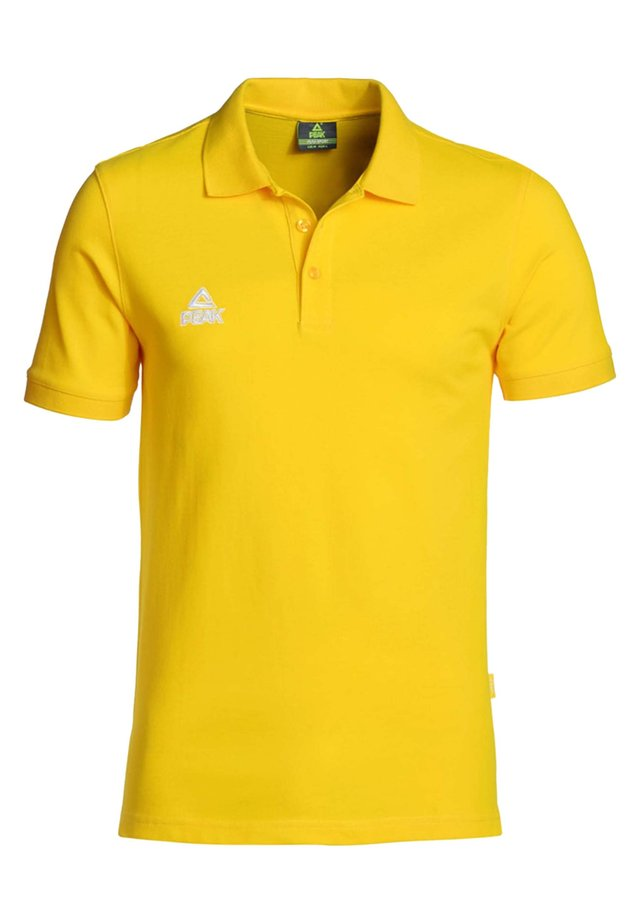 Polo shirt - jaune