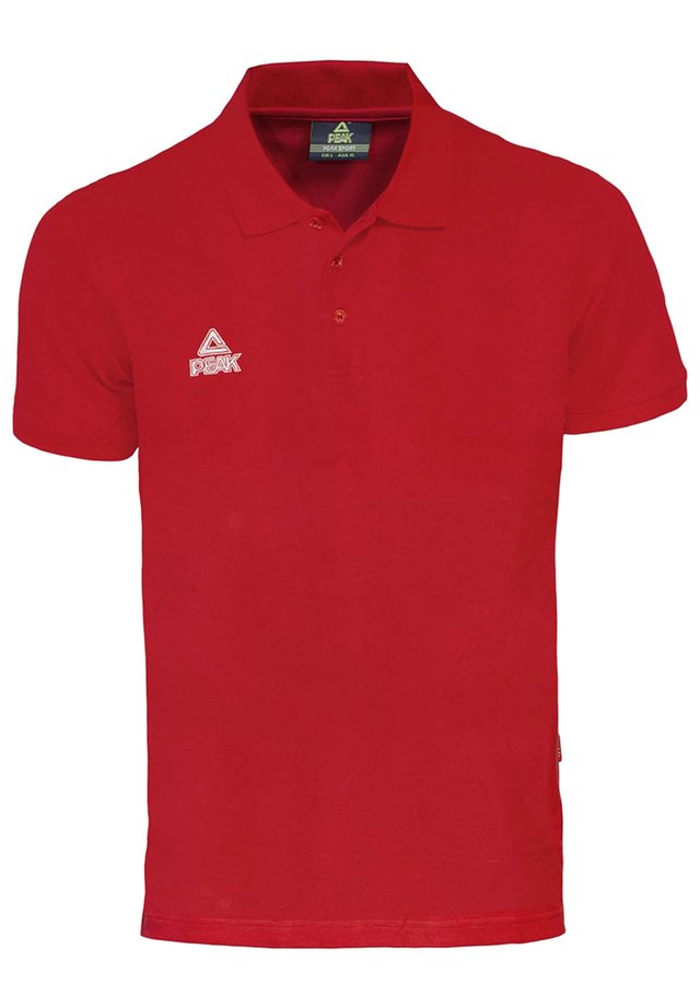 Polo shirt - rouge foncé