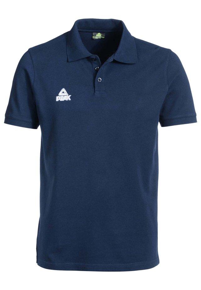 Polo shirt - bleu foncé