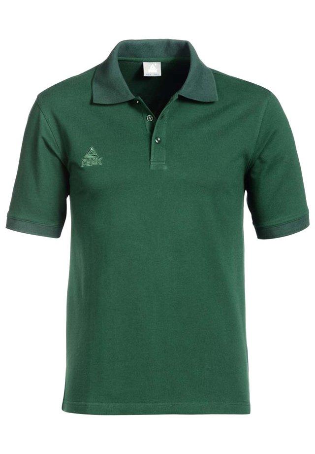 Polo shirt - vert foncé