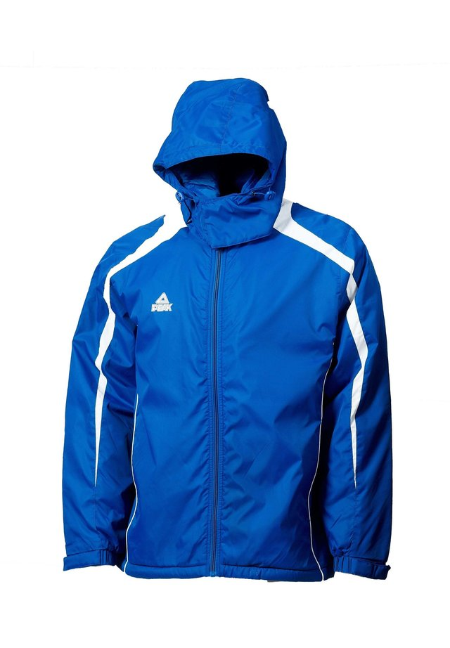 Training jacket - bleu-blanc