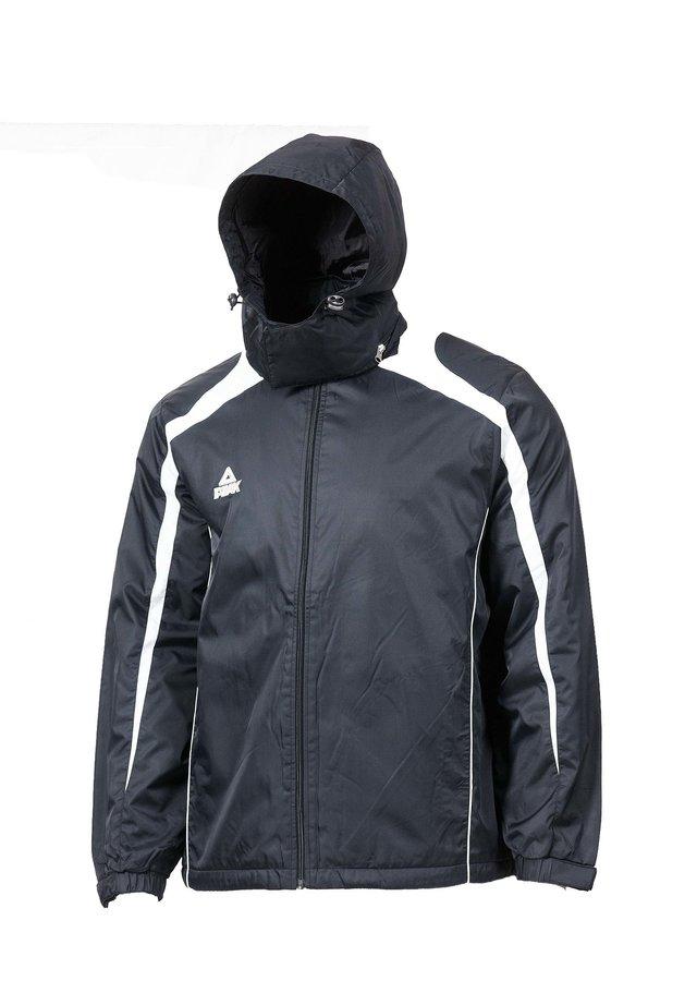 Training jacket - noir-blanc