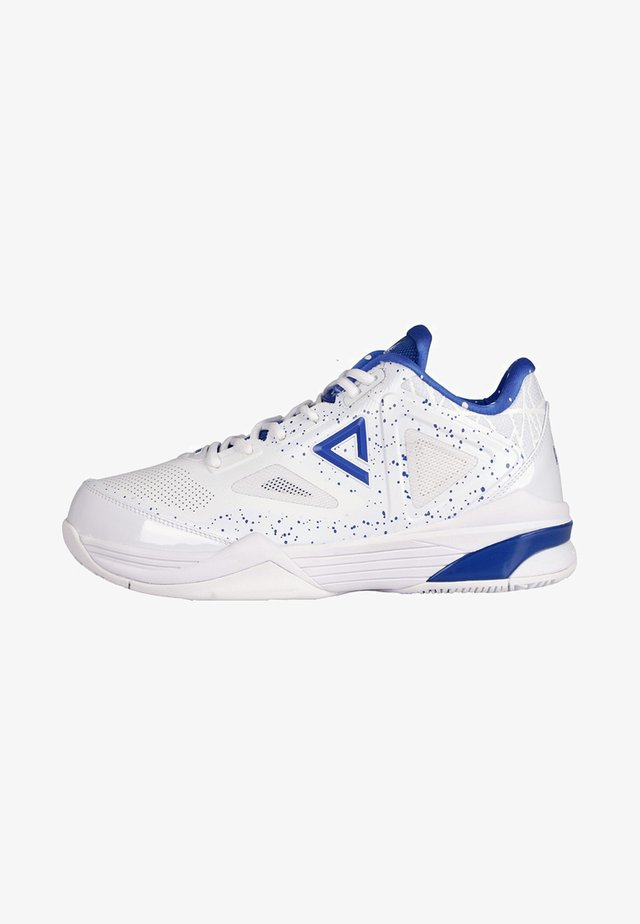 Basketball shoes - blue