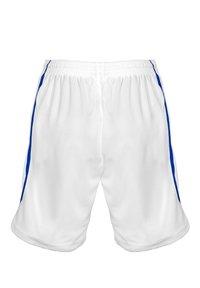 PEAK - Sports shorts - blanc-bleu - 5