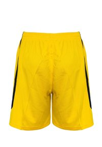 PEAK - Sports shorts - jaune/noir - 4