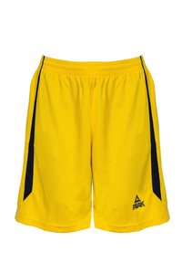 PEAK - Sports shorts - jaune/noir - 3