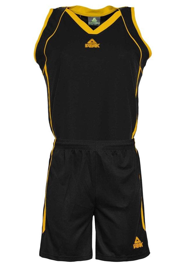 Sports shorts - noir-jaune