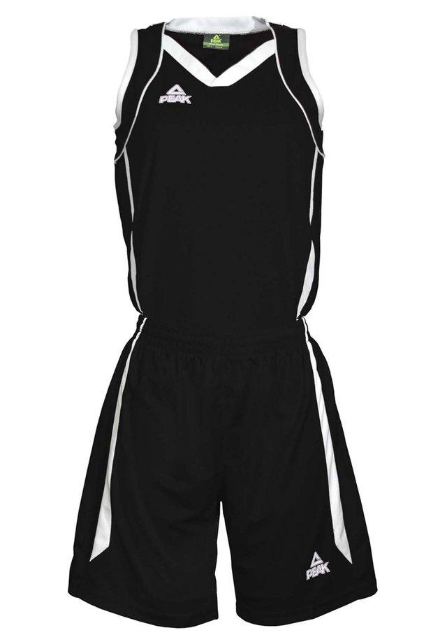 Sports shorts - noir-blanc