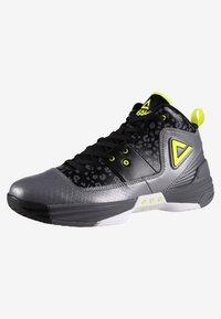PEAK - MONSTER GH - Basketball shoes - grey - 2