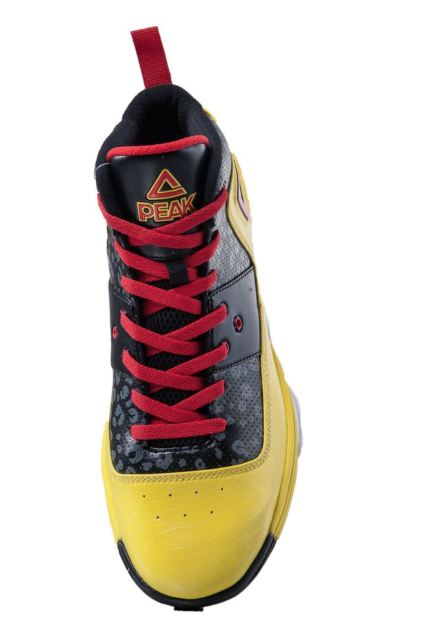 MONSTER GH - Basketball shoes - jaune
