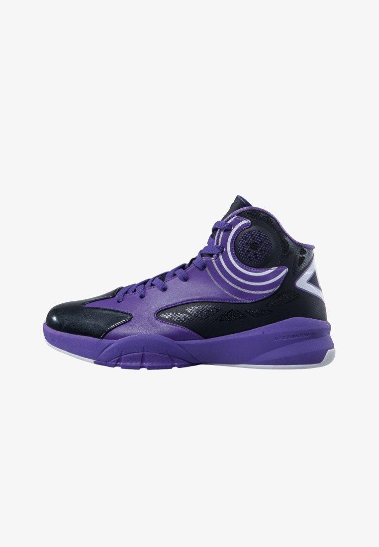PEAK - HURRICANE III - Basketball shoes - purple