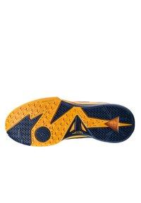 PEAK - LIGHTNING III - Basketball shoes - gelb - dunkelblau - 3
