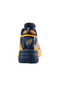 PEAK - LIGHTNING III - Basketball shoes - gelb - dunkelblau - 2