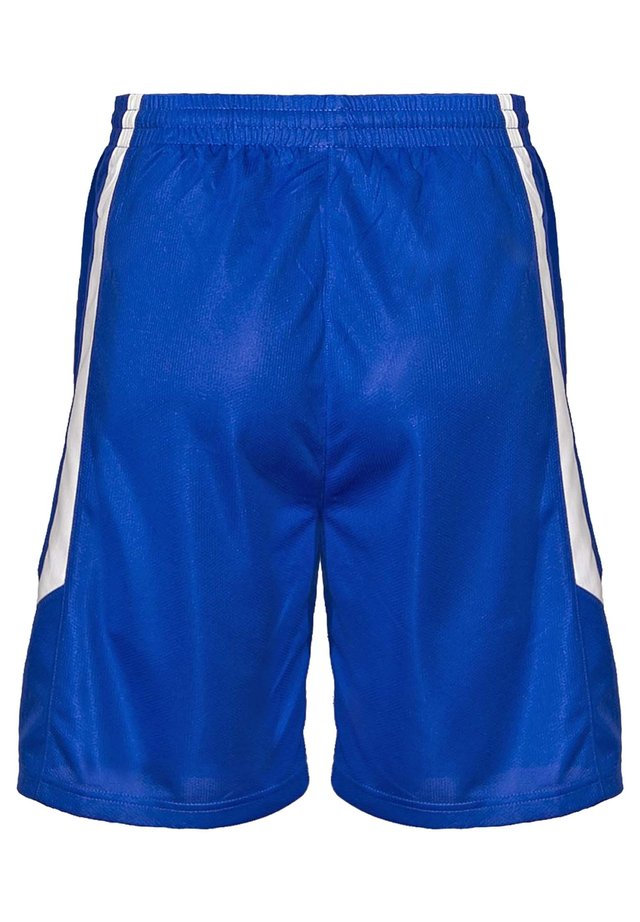 Sports shorts - bleu-blanc