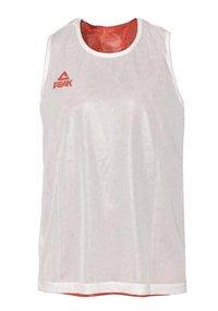 PEAK - Sports shirt - rouge-blanc - 3