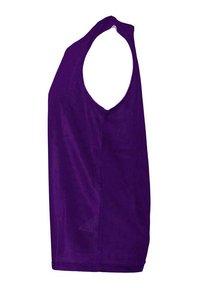 PEAK - Sports shirt - violet-blanc - 2