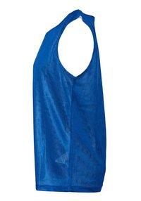 PEAK - Sports shirt - blauw-wit - 2