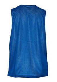 PEAK - Sports shirt - blauw-wit - 1