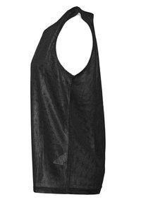 PEAK - Sports shirt - noir-blanc - 2