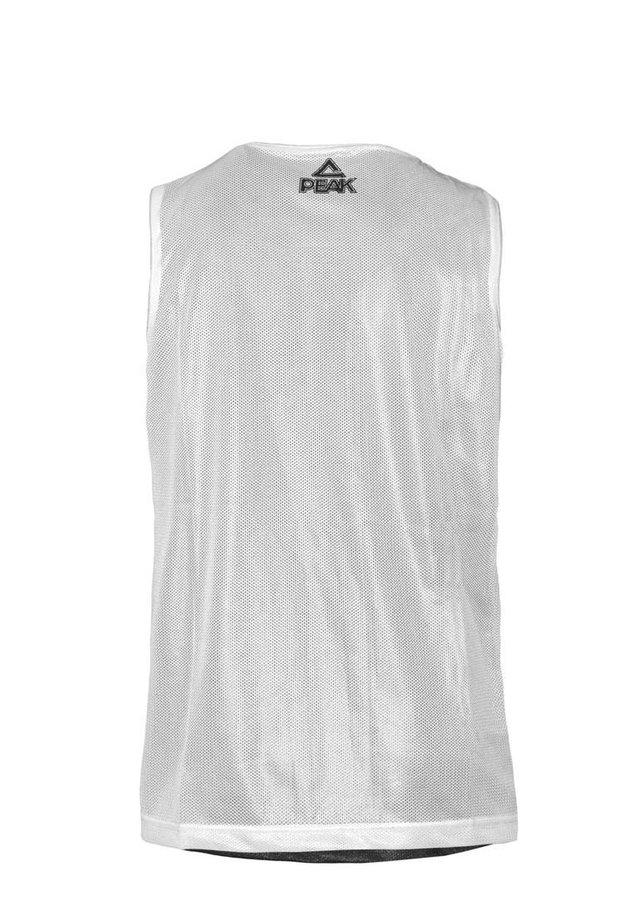 Sports shirt - noir-blanc