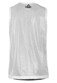 PEAK - Sports shirt - noir-blanc - 4