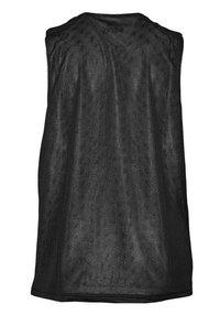 PEAK - Sports shirt - noir-blanc - 1