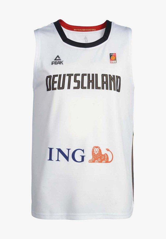 National team wear - blanc