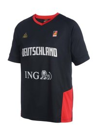 PEAK - National team wear - noir-rouge - 2