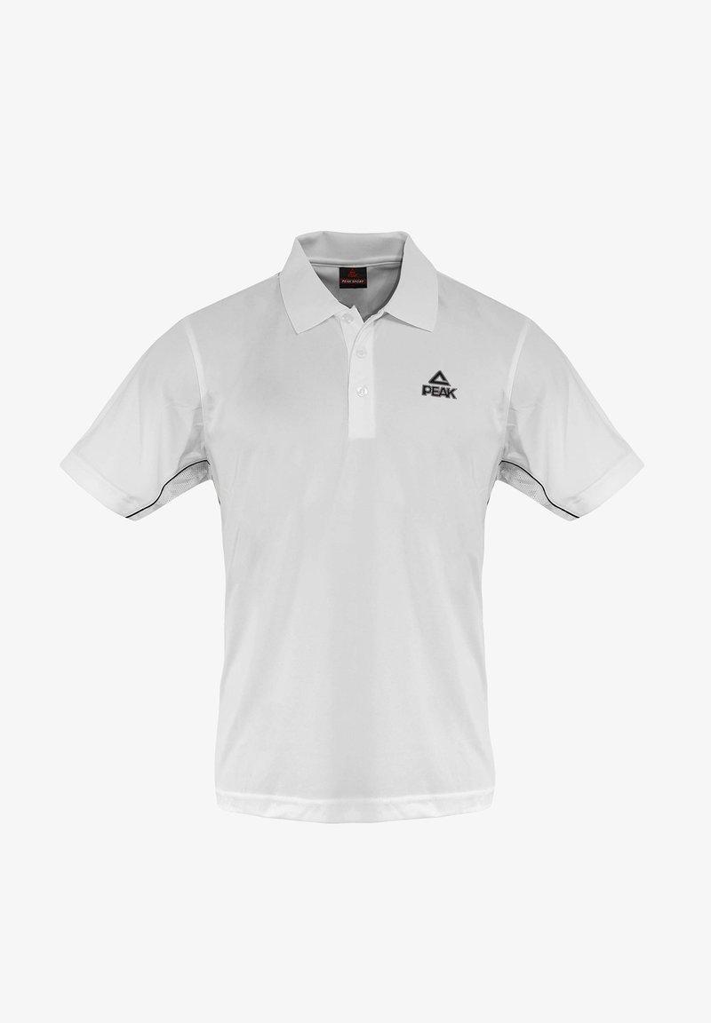 PEAK - Sports shirt - weiß