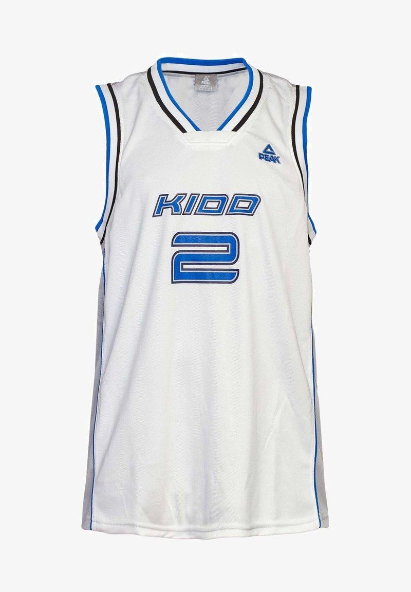 PEAK - NBA - Sports shirt - weiß