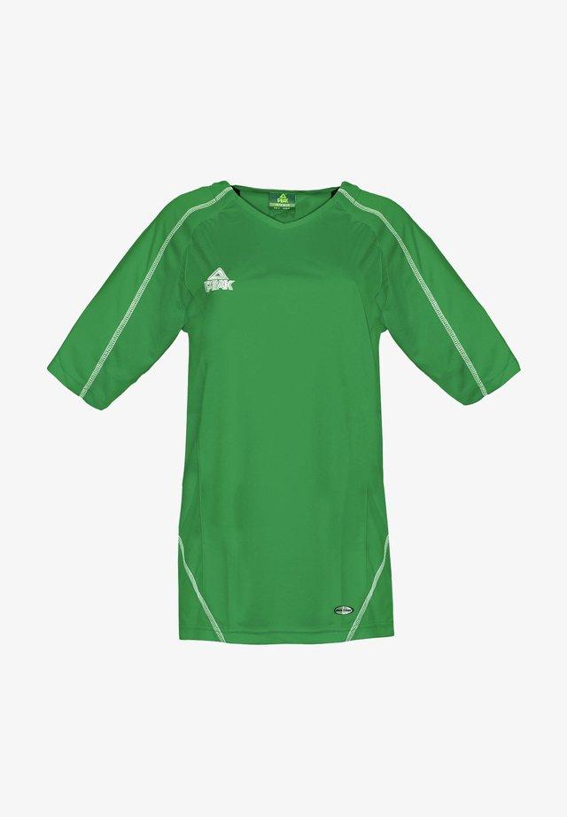 RUNNING-SHIRT ENERGY - Print T-shirt - grün