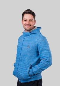 PEAK - Zip-up hoodie - bleu - 1