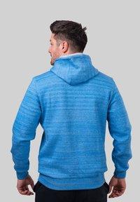 PEAK - Zip-up hoodie - bleu - 2