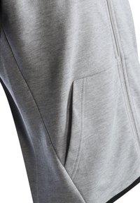 PEAK - Zip-up hoodie - grau schwarz - 3