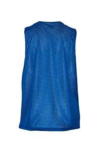 PEAK - MIT ATMUNGSAKTIVER FUNKTION - Sports shorts - royal blue/white - 2