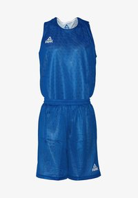 PEAK - MIT ATMUNGSAKTIVER FUNKTION - Sports shorts - royal blue/white - 0