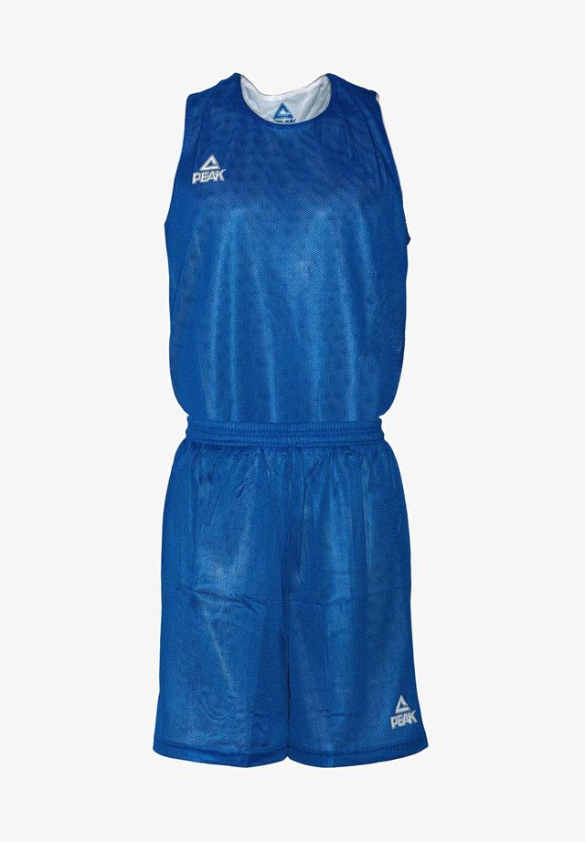 MIT ATMUNGSAKTIVER FUNKTION - Sports shorts - royal blue/white