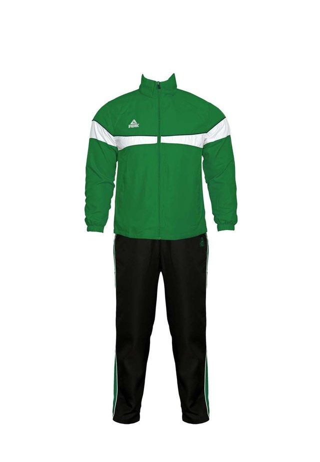 Tracksuit - groen-zwart