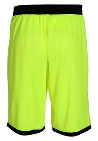 PEAK - SET  - Sports shorts - neon-schwarz - 4