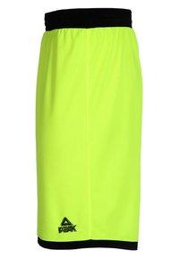 PEAK - SET  - Sports shorts - neon-schwarz - 5