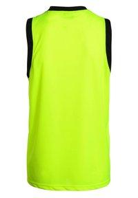 PEAK - SET  - Sports shorts - neon-schwarz - 2