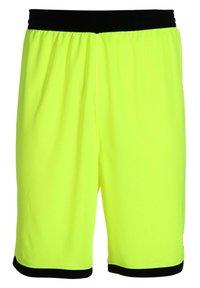 PEAK - SET  - Sports shorts - neon-schwarz - 3