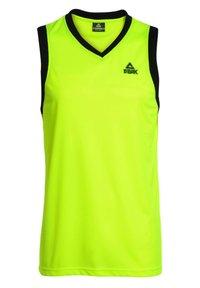PEAK - SET  - Sports shorts - neon-schwarz - 1