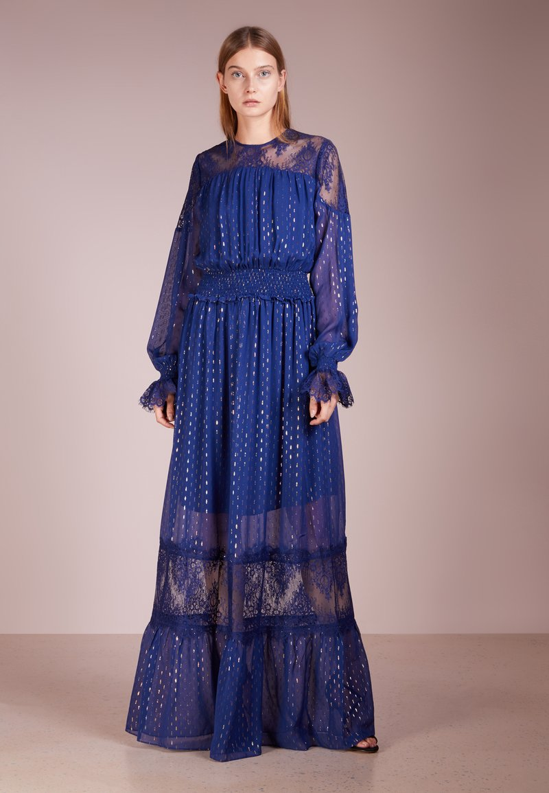 PERSEVERANCE LONDON - TEARDROP GOWN - Occasion wear - navy