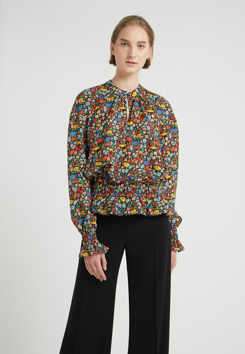 PERSEVERANCE LONDON - POPPY LIBERTY SMOCKED BLOUSE - Blouse - multi coloured