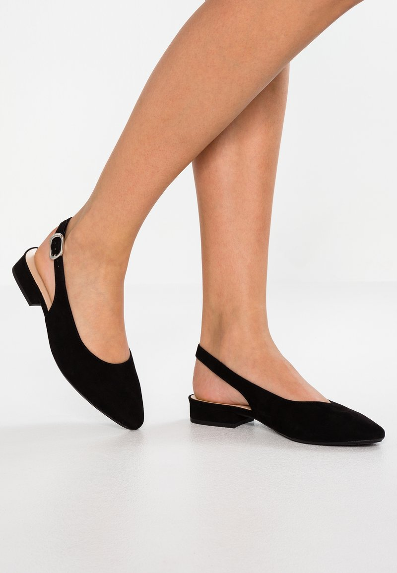 Peter Kaiser Wide Fit - WIDE FIT FASELLE - Classic heels - schwarz